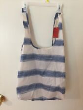 NWT Missimo Nylon Reusable Shopping Bags Tote Purse