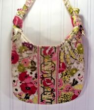 Vera Bradley Olivia Small Make Me Blush Shoulder Bag Purse Handbag