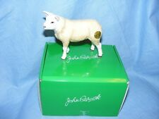 John Beswick Farmyard Series Texel Lamb Sheep JBF93 Figurine Present Gift NEW