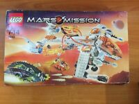 Lego Mars Mission No 7692 Recon Dropship - 100% Complete