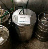 INSULATED KEG JACKET cooler cooling lager beer smooth kegs bar pub 11g barrel