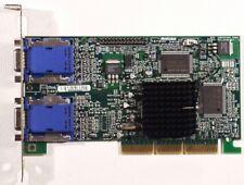 AGP-Grafikkarte Matrox G450 Dualhead AGP4x [98]