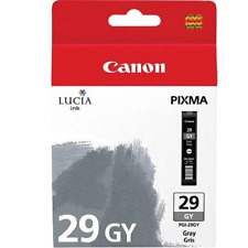 Canon PGI-29GY Gray Ink Cartridge