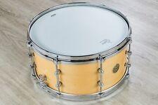 Gretsch Round Badge USA Custom 7x14 Snare Drum in Millennium Maple