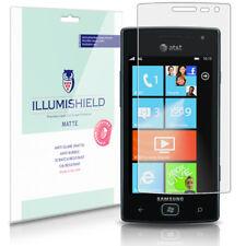 iLLumiShield Anti-Glare Screen Protector 3x for Samsung Focus Flash I677 (AT&T)