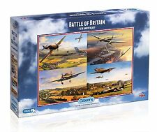 GIBSONS BATTLE OF BRITAIN 75th ANNIVERSARY 1000 PIECE JIGSAW PUZZLE