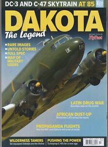 DAKOTA The Legend 2020 By KEY Publishing: DC-3 And C-47 Skytrain