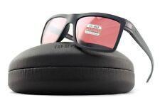 POLARIZED NEW Authentic SERENGETI BRERA Sanded Dark Grey Sedona Sunglasses 8545