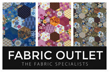 Apparel - Everyday Clothing By the Metre Patchwork Fabric