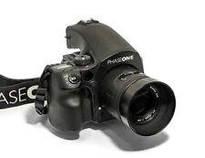 Phase One Mamiya 645DFdigital camera body with P45+ back and 4 lenses