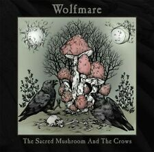 WOLFMARE - The Sacred Mushroom and the Crows / New CD 2013 / Folk Pagan Metal