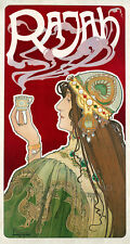 1899  Advertising Vintage Giclee Canvas Print 18x33 PARFUMERIE COLOGNE