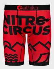 Ethika x Nitro Circus Boys Boxer Briefs Size S (6/8), M(8/10), L (10/12) NWT