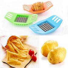 French Fry Potato Chip Cutter Maker Vegetable Fruit Slicer Chopper Chipper Blade
