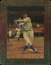Helmar Imperial Cabinet #92 Lou GEHRIG New York Yankees
