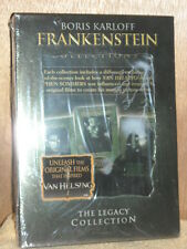 Frankenstein The Legacy Collection (DVD, 2004, 2-Disc) Colin Clive Boris Karloff