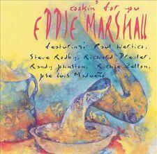 Eddie Marshall/Cookin 'for you (+ PAUL WERTIGO, Steve Rødby, Alex Acuna
