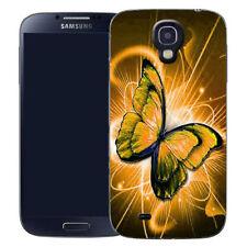 Étuis, housses et coques orange Samsung Galaxy S4 pour téléphone mobile et assistant personnel (PDA) Samsung