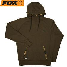 Fox Chunk Dark Khaki / Camo Hoodie - XXXL