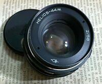 USSR LENS HELIOS-44M   2/58 ZENIT Soviet portrait lens