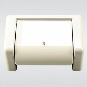 Wall Mounted Royal TOTO ABS Tissue Dispensor Roll Paper Holder rack IVORY- RA110