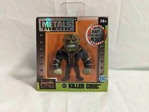 """Suicide Squad Killer Croc Jada Toys Metals Diecast 2.5"""" M425  DC Comics NIB"""