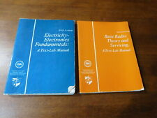 Basic Radio: Theory And Servicing and Electricity-Electronics Fundamentals Paul