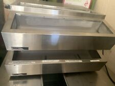 Refrigerated Topping Rail