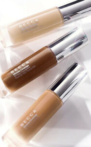 Becca Ultimate Coverage 24 Foundation Boxed Fawn Sienna Mahogany Chestnut