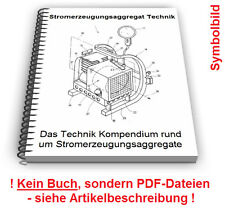 Stromaggregat selbst bauen - Notstromaggregat Stromerzeugung Technik Patente