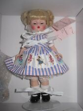 "NEW in box RARE Wendy Munchkinland   8"" Madame Alexander doll"