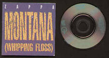 "MINI CD 3"" FRANK ZAPPA MONTANA (WHIPPING FLOSS) / CHEEPNIS MADE IN USA 1988"