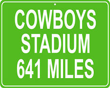Cowboys Stadium in Arlington,TX - distance to your house