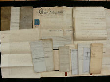 Hertfordshire - A Collection of Papers 18th & 19thC.
