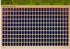Liebherr R 984_1987_Ersatzteilliste_Anbausätze_Katalog_Liste_Microfich_Fich