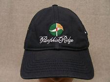 PUMPKIN RIDGE - EMBROIDERED - ADJUSTABLE BALL CAP HAT