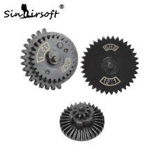 SHS AEG 12:1 Ultra-high speed Gear Set For Ver.2/3  Airsoft Gearbox Hunting BK