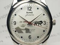 Vintage Hmt Janata Mechanical Hand Winding Movement Mens Wrist Watch OG132