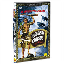 Robinson Crusoe / Luis Buñuel, Dan O'Herlihy, Jaime Fernández (1954) - DVD new