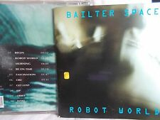 BAILTER SPACE - ROBOT WORLD - OZ 11 TRK CD - FLYING NUN - SHOEGAZE - RARE