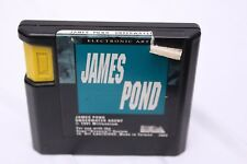 Sega Genesis - James Pond: Underwater Agent  - Game Only