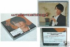 Hiroshi Tamaki Bridge Japan Ltd CD+DVD+48P Photo Book