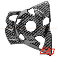 2015-2019 Versys 1000 Engine Sprocket Chain Case Cover Guard Cowl Carbon Fiber