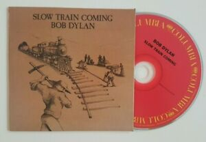 BOB DYLAN 1979 - 2003 REMASTER  - SLOW TRAIN COMING ♦ CD Limited Edition ♦
