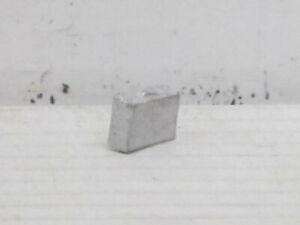 kleiner Koffer / Reisekoffer, Zinnfigur Nr. 46, unbemalt, Omen, 1:43