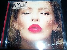 Kylie Minogue Kiss Me Once (Australian Standard  Bonus Tracks CD - Like New