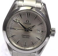 Authentic OMEGA Seamaster Aqua Terra 2577.30 Quartz Ladies wrist watch_355742