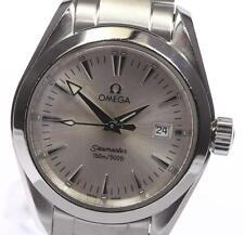 Authentic OMEGA Seamaster Aqua Terra 2577.30 Quartz Ladies wrist watch_355742