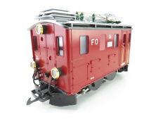 (NOS07) LGB 24460 G DC Zahnradlok der Furka Oberalp, Digital, OVP