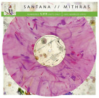 MITHRAS  by SANTANA  Vinyl LP ltd coloured
